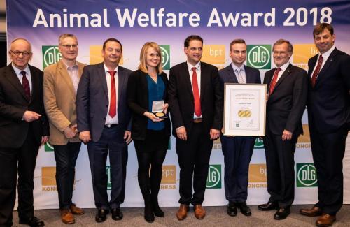 Animal Health Award